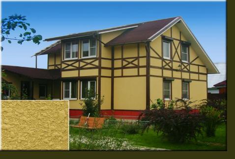 Отделка фасада дома панелями купить
